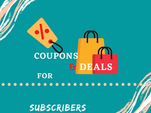 Coupons and Deals for Trinidad and Tobago Subscribers