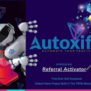 Newly Launched - Few hours back - Autoxify