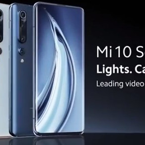 New Launch, Xiaomi 10 Series