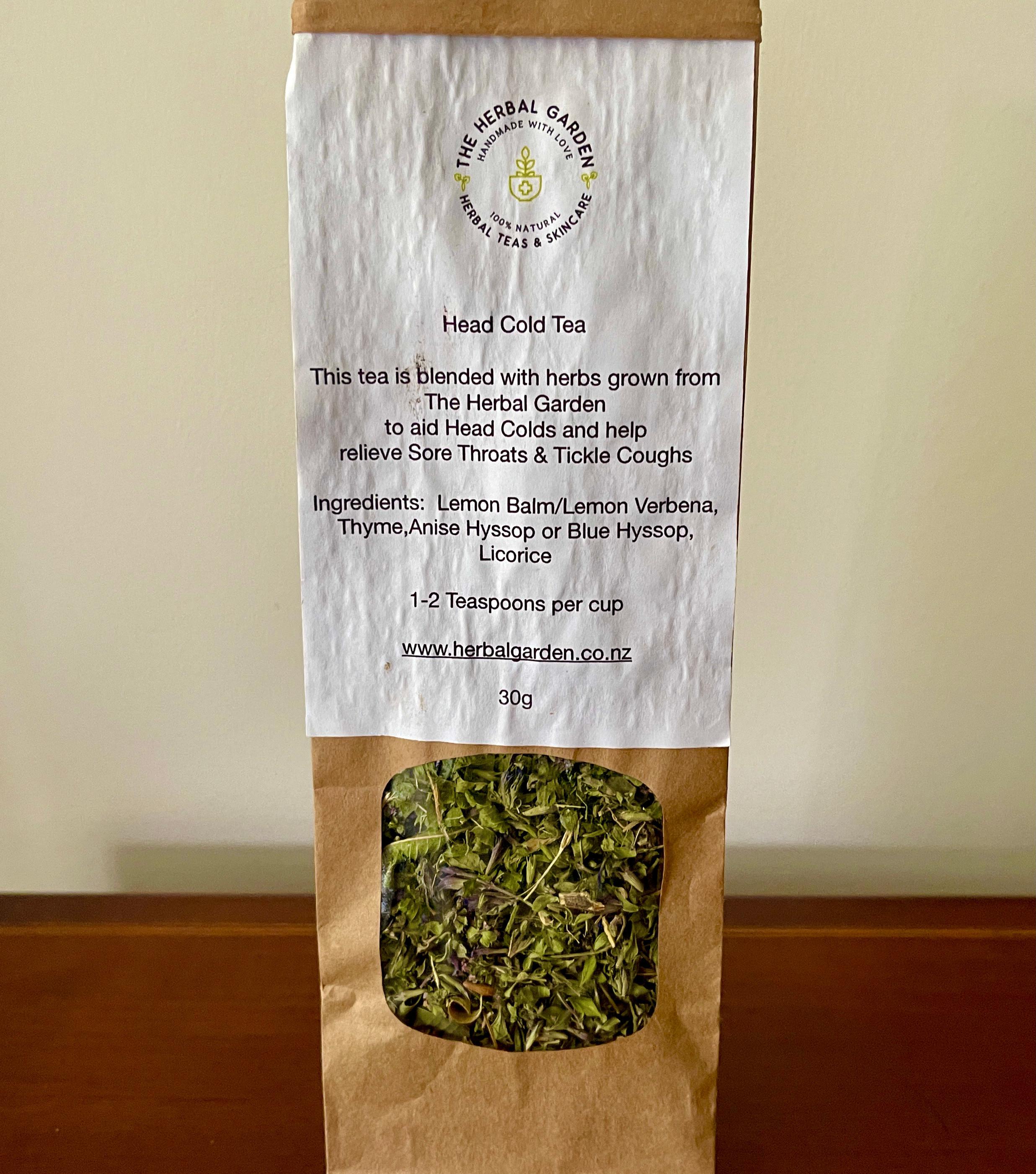 Herbal Tea Workshop 30th Oct & 27th Nov