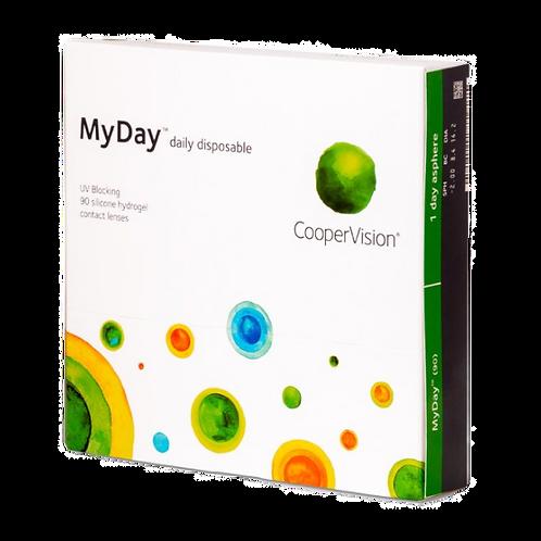 MyDay daily disposable (90 lenti)