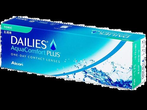 Dailies Aqua Comfort Plus TORIC (30 lenti)