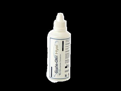 Soluzione Safe-Gel Hyal 100 ml (con Acido Ialuronico)