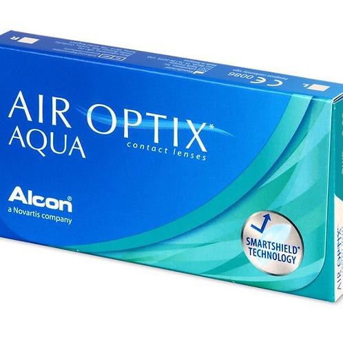Air Optix plus HydraGlyde (3 lenti)