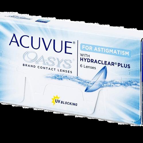 Acuvue Oasys for Astigmatism (6 lenti)