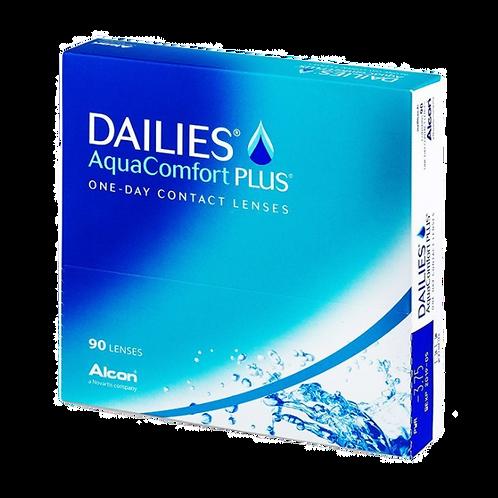 Dailies Acqua Comfort Plus (90 lenti)