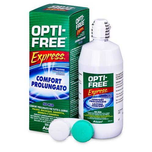 Soluzione OPTI-FREE Express 355 ml