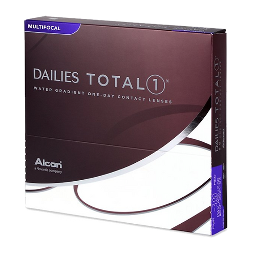 Dailies TOTAL 1 Multifocal (90 lenti)
