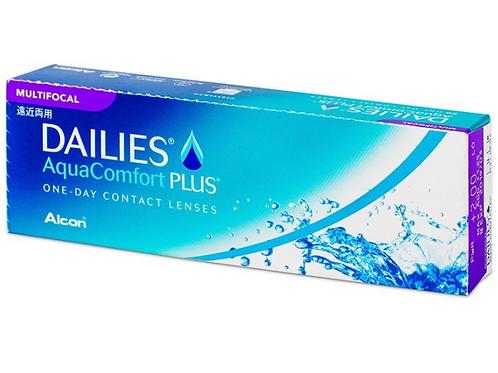 Dailies Acqua Comfort Plus Multifocal (30 lenti)