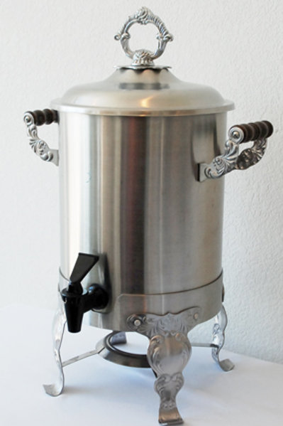 55 Cup Stainless tea urn