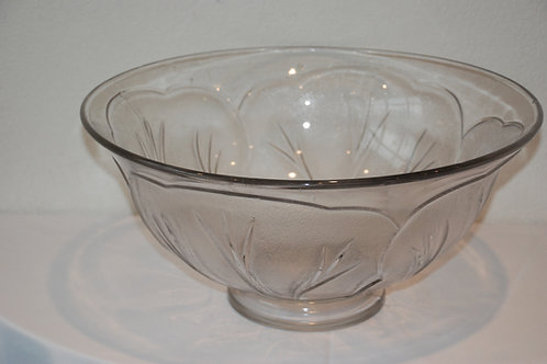 3 Gal Glass Punch Bowl