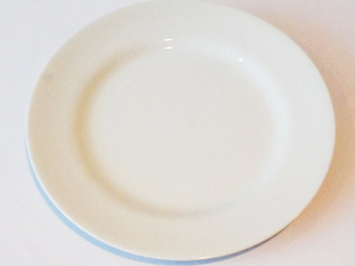 "7"" White Salad Plate (Rented by 10)"