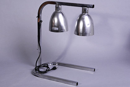 Heat Lamp With Tray