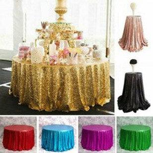 Custom Round Tablecloths