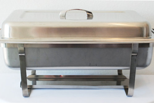 8 qt Stainless Chafing Dish