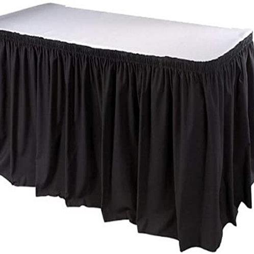 17' Table Skirt