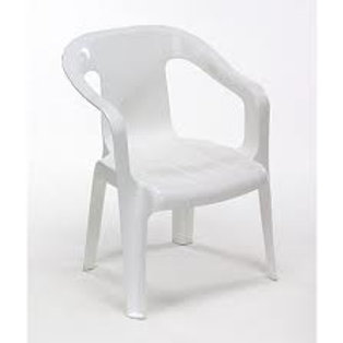 Childrens Stacking Plastic Chair