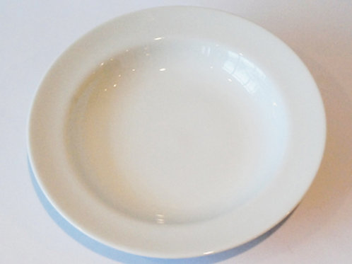 "9"" White Soup Bowl (Rented by 10)"