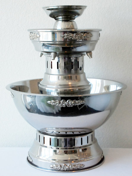 3 Gal Stainless Champagne Fountain