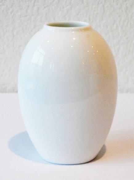 """5"""" White Bud Vase"""