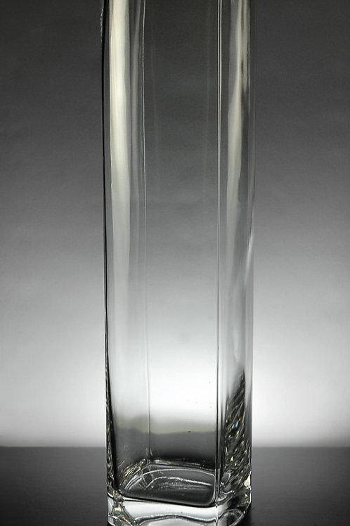 """16"""" Glass vase"""