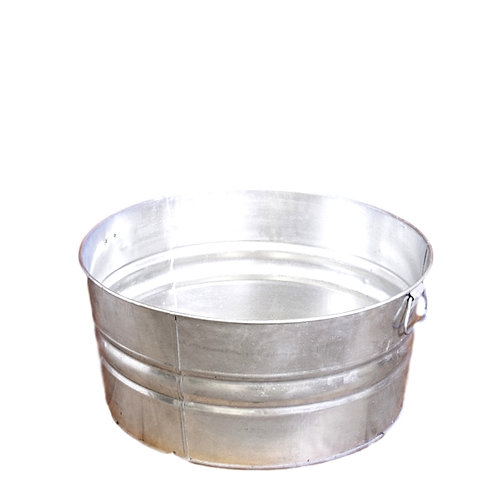 "Galvanized Drink Tub 22""- 24"""