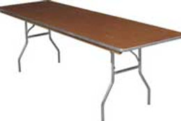 """8' x 30"""" Table"""