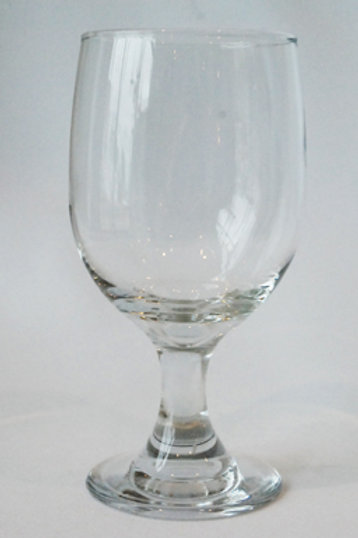 11.5 oz Water Goblet (Rented 25 to a Flat)