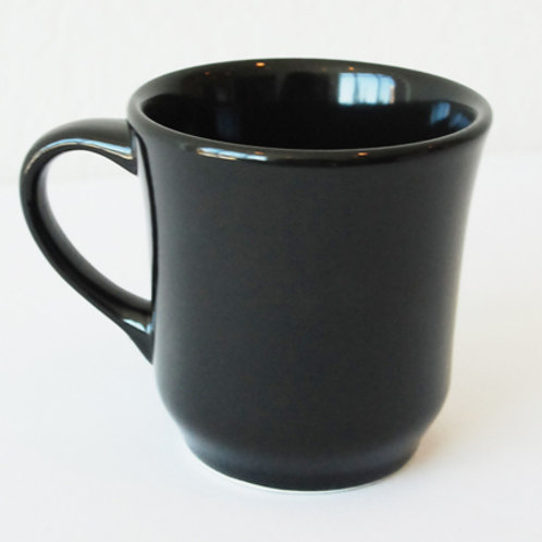 7 oz Black Spectra Coffee Cup (Rented 16 to a Flat)