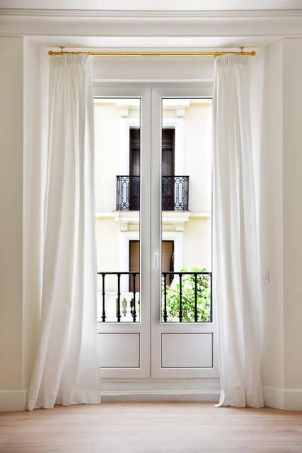 Dreamy holiday window