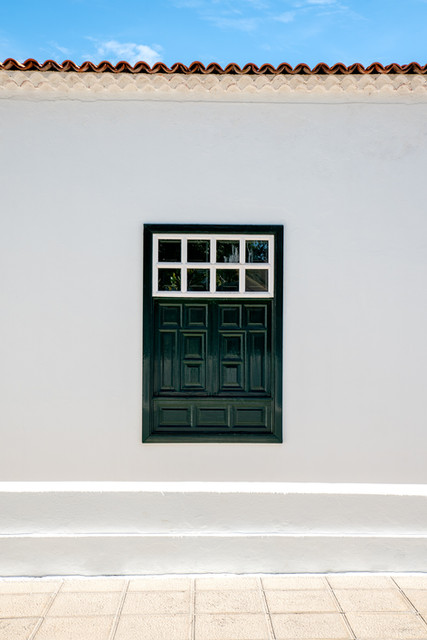 Green window architecture