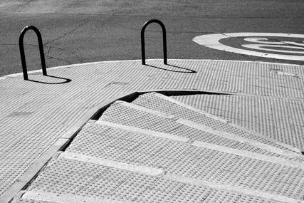 Streetart shadow