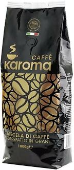 1Kg Karoma Oro Gold espresso beans by Caffè Karoma of Naples