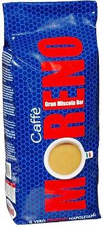 Caffè Moreno Gran Miscela Bar beans from Naples