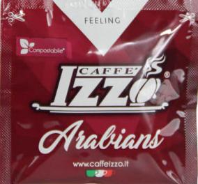 Caffè Izzo Arabians ESE coffee pods