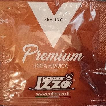 Caffè Izzo 100% Arabica Premium ESE coffee pods