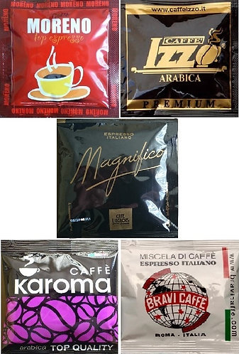 The Arabica selection without decaf