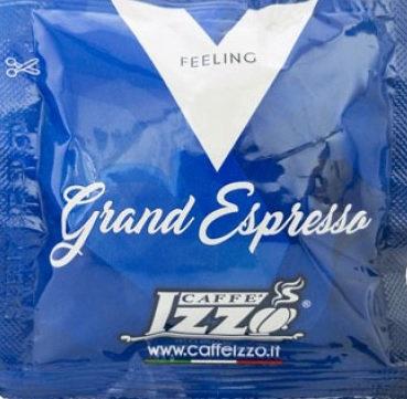 Caffè Izzo Grand Espresso Passion ESE coffee pods