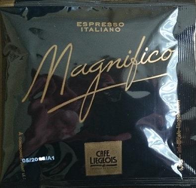 Café Liégeois Magnifico ESE coffee pods
