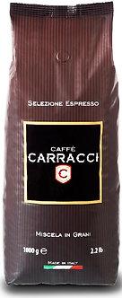 1Kg Caffè Carracci Milano 100% Arabica espresso beans
