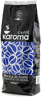 1Kg Karoma Cream Bar espresso beans by Caffè Karoma of Naples