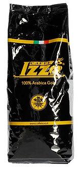 1Kg 100% Arabica espresso beans by Caffè Izzo of Anagni.
