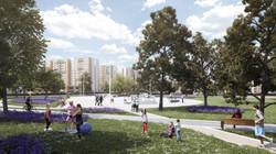 Parque Central la Prosperidad