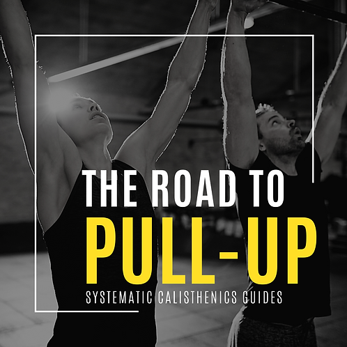 Road to Pull-Up: A Systematic Calisthenics Guide