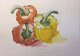 Starting with Watercolours