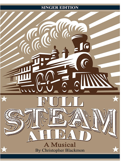 Full STEAM Ahead (Singer Edition)