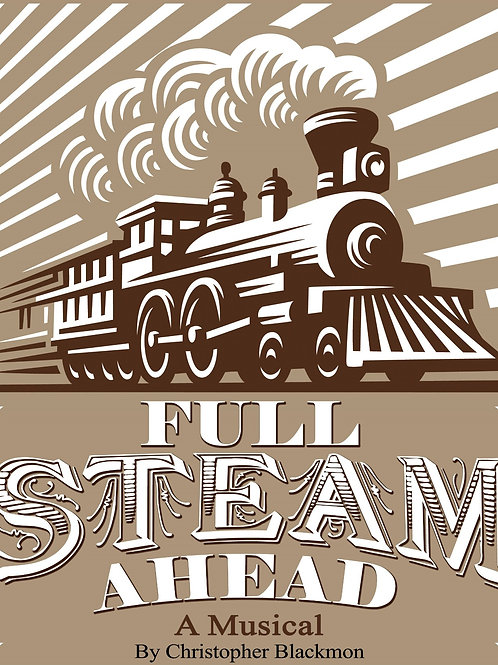 Full STEAM Ahead (License to Perform)