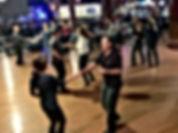 Partner Dancing, Swing Dancing, Salsa Dancing