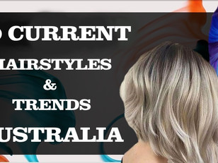 10 Current Hairstyles And Trends