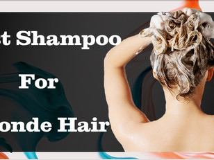What's The Best Shampoo For Blonde Hair?
